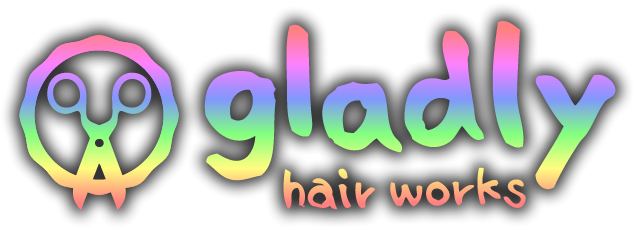 gladly hair works